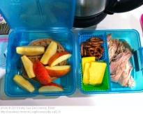 on-the-go lunchable